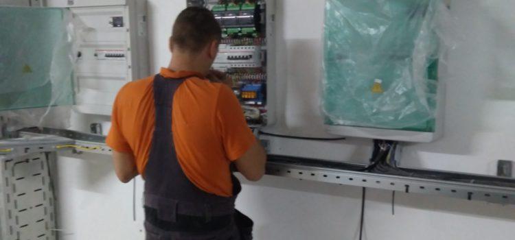 Поставка оборудования и монтаж системы вентиляции по адресу: Калужская область, г. Обнинск, ул. Курчатова д.53
